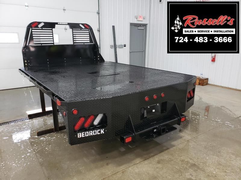"""BEDROCK DIAMOND SERIES TRUCK BED 84"""" CA DRW Cab & Chassis"""