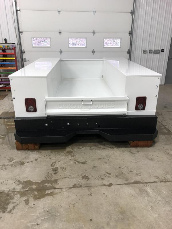 2021 Dakota Truck Bodies Gen 2 Service Body 60'' DRW