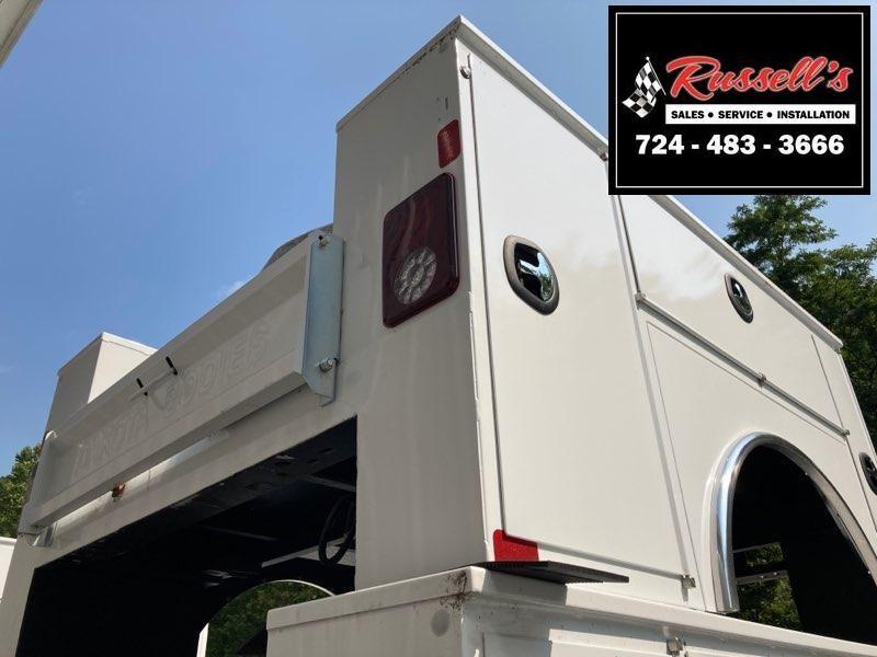 2021 Dakota Truck Bodies Gen 2 Service Body GM Short Bed