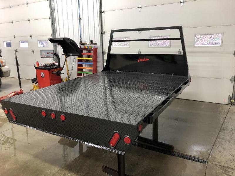 Cadet Truck Bodies Bronco SRW Longbed