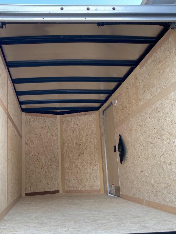2022 DuraCraft 6x12 Ramp Door Enclosed Cargo Trailer