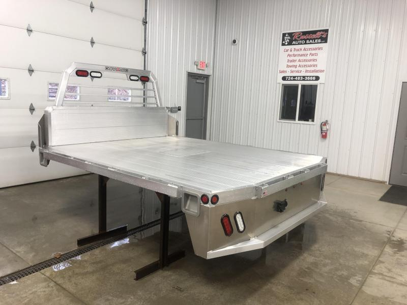 "DuraMag Aluminum 97"""" x 114"" Truck Bed Deluxe DRW Cab & Chassis 60"""