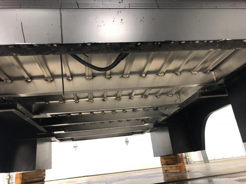 DuraMag S-Series Aluminum Service Body Matte Black SRW New 2020+ GM