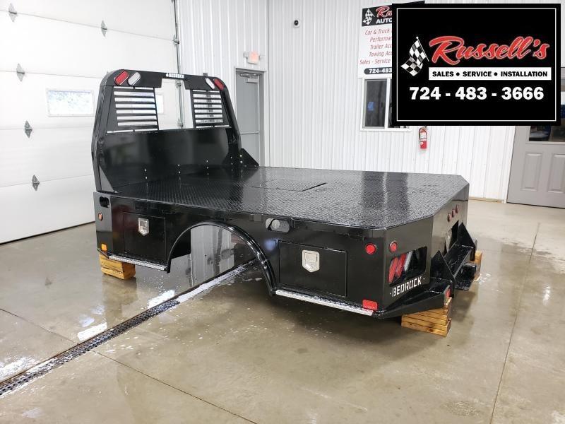 "Bedrock Granite Series 60"" Cab & Chassis DRW Truck Bed"