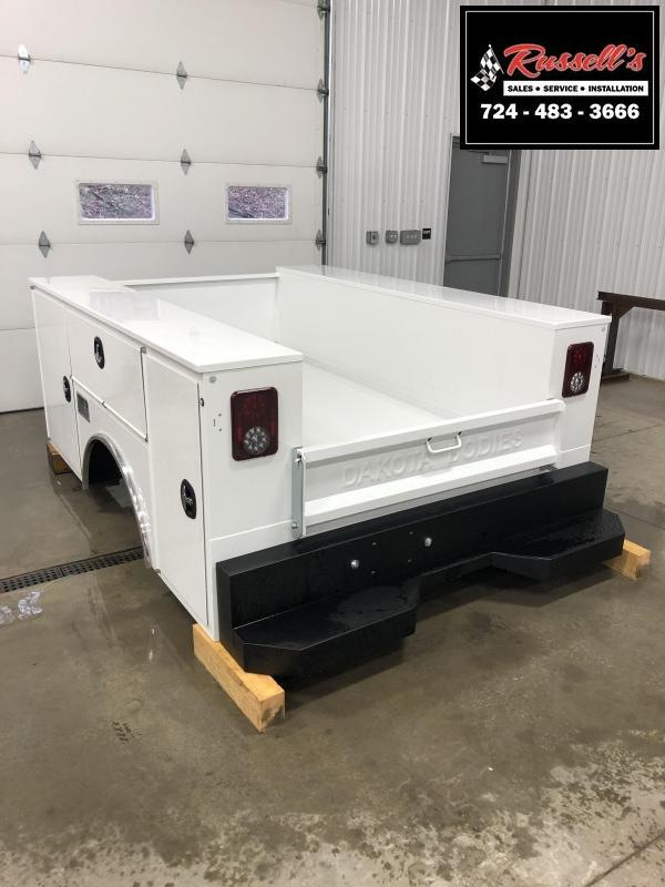 2021 Dakota Truck Bodies Gen 2 Service Body 60'' SRW Truck Bodies
