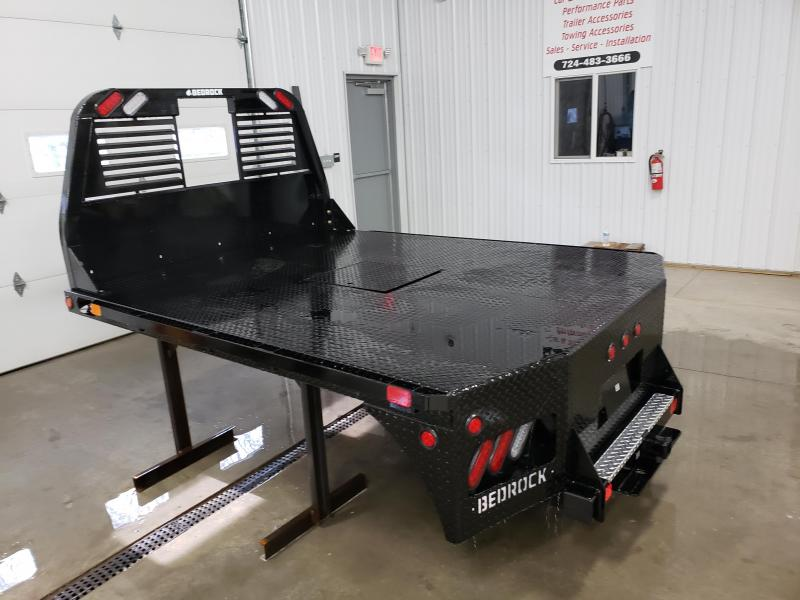 BEDROCK DIAMOND SERIES TRUCK BED SRW LONGBED