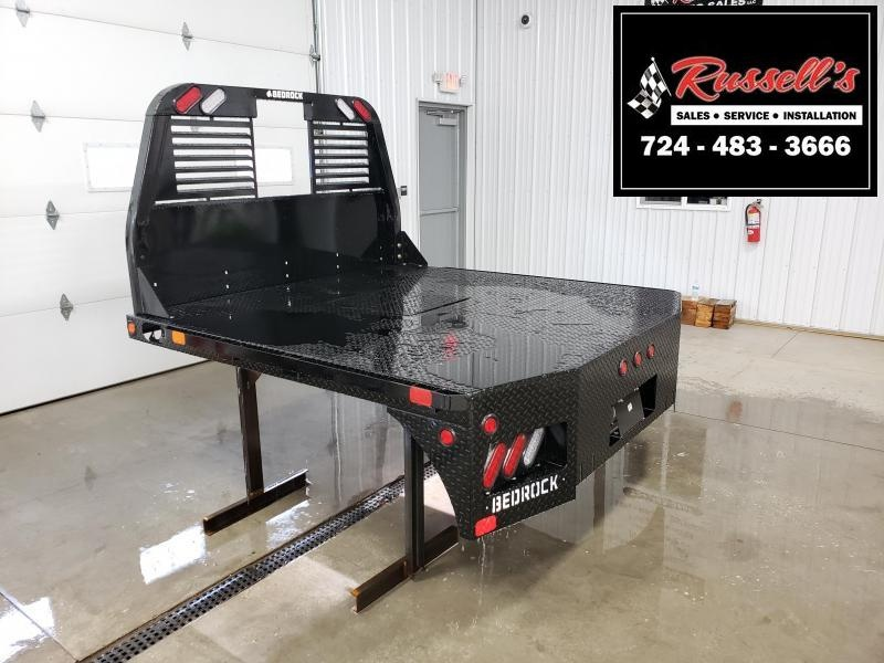 BEDROCK DIAMOND SERIES TRUCK BED SRW SHORTBED 17+ Ford