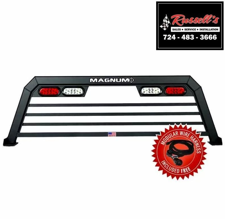 Magnum Low Pro Headache Rack