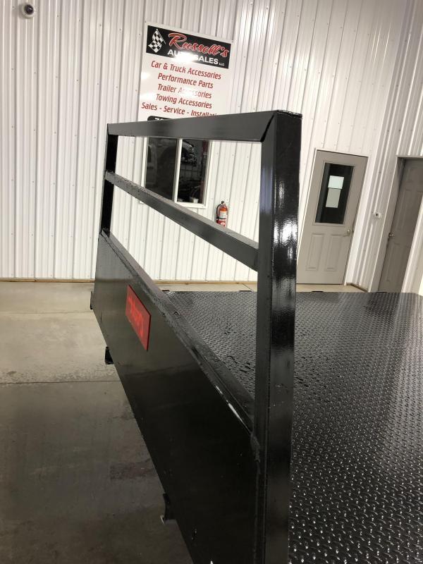 Cadet Truck Bodies Bronco DRW Longbed