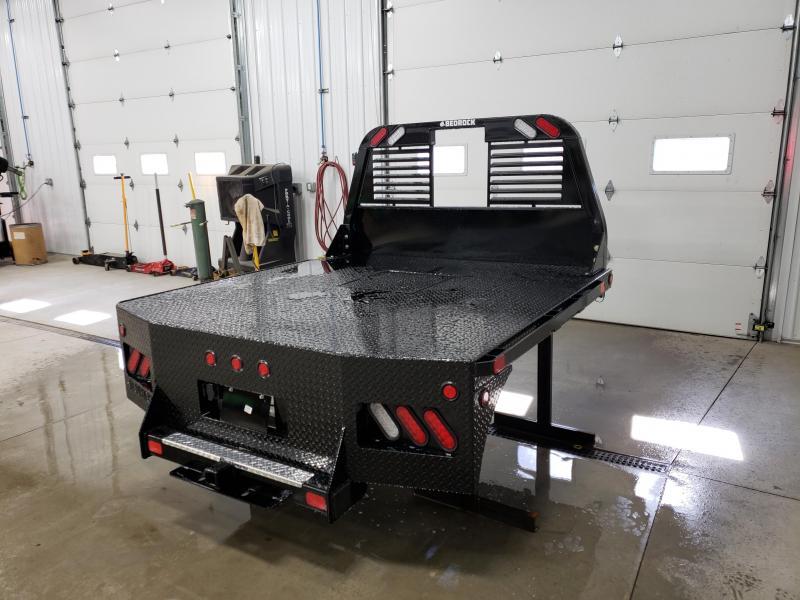 Bedrock Diamond Series Truck Bed SRW Shortbed