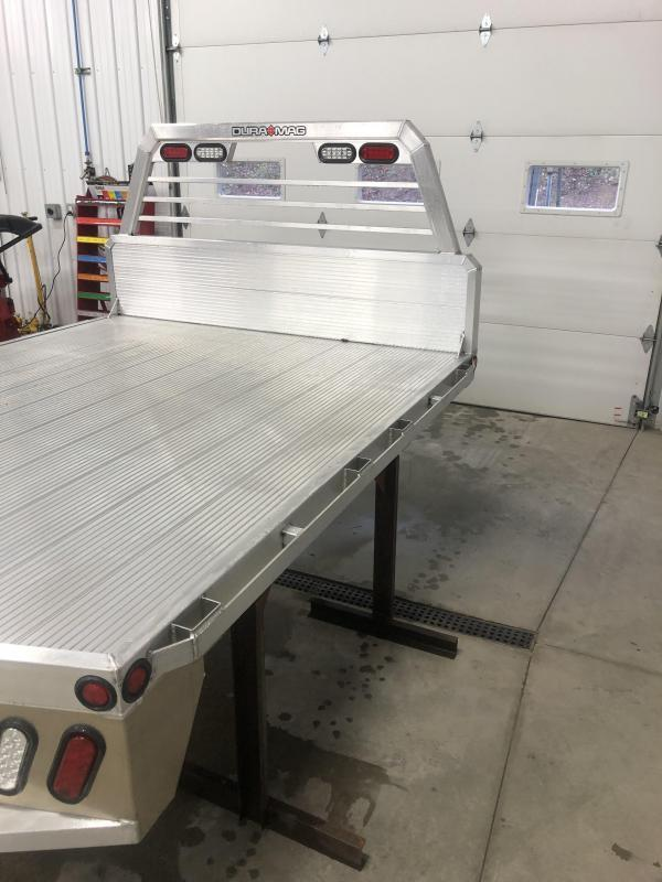 """DuraMag Aluminum 81"""" x 102"""" Dodge Deluxe Longbed Flatbed"""