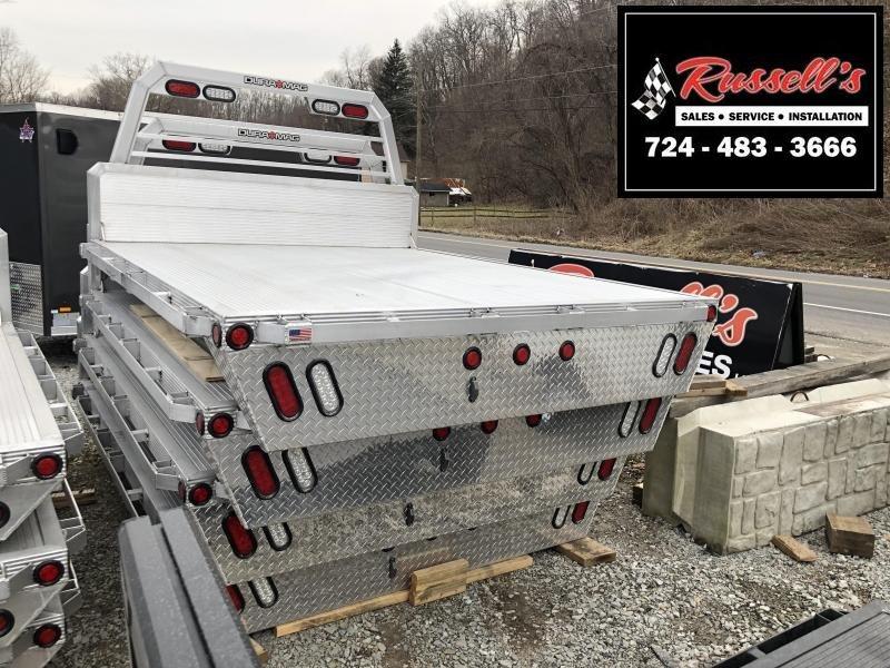 """DuraMag Aluminum 81"""" x 102"""" Truck Bed -Deluxe"""