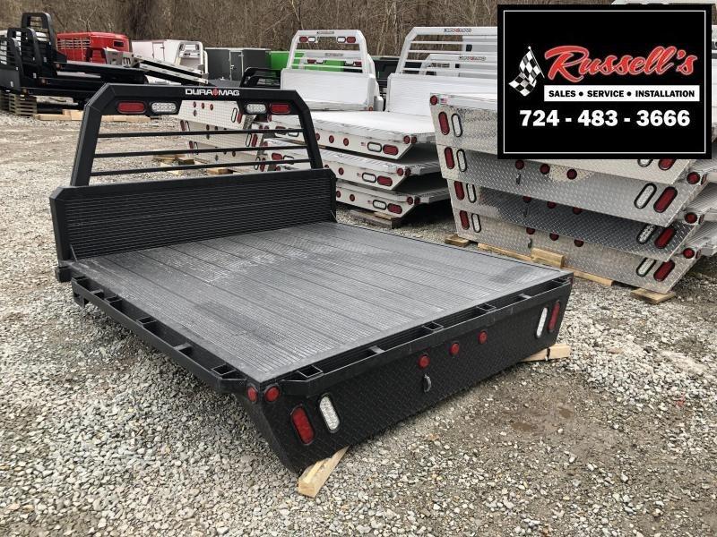 "DuraMag Aluminum 81"" x 84"" Truck Bed -Deluxe Matte Black"