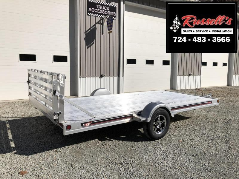 SIDE KIT WITH RAMPS 2022 Floe Versa-Max UT 14.5-79 Aluminum Utility Trailer