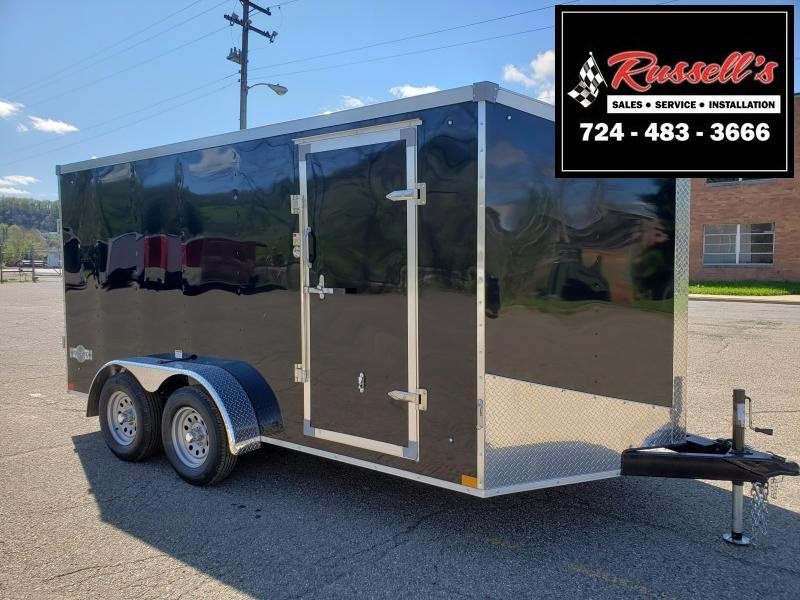 2021 Stealth Trailers Mustang Enclosed Cargo Trailer