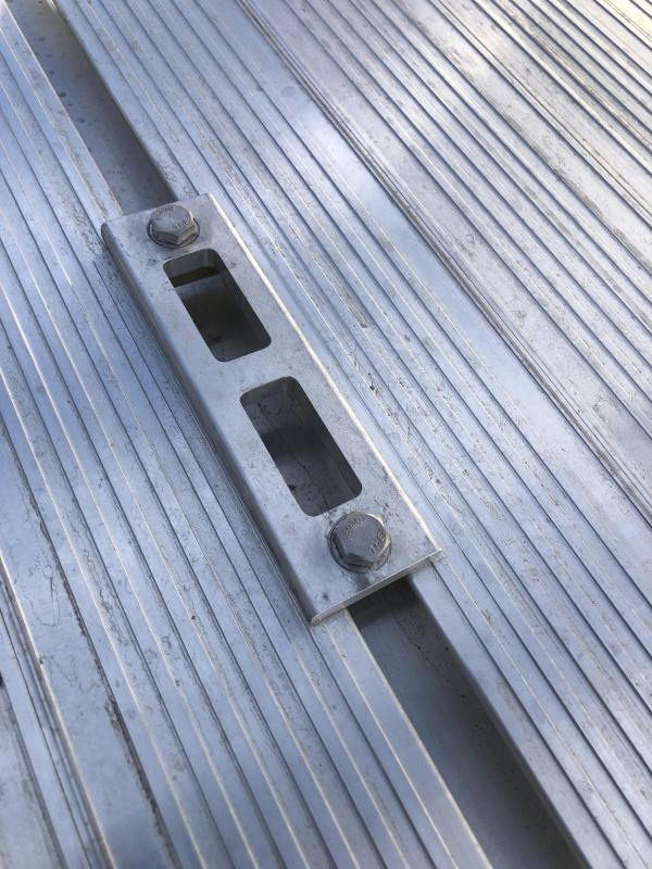 2021 Floe Versa-Max UT 14.5-79 Aluminum Utility Trailer
