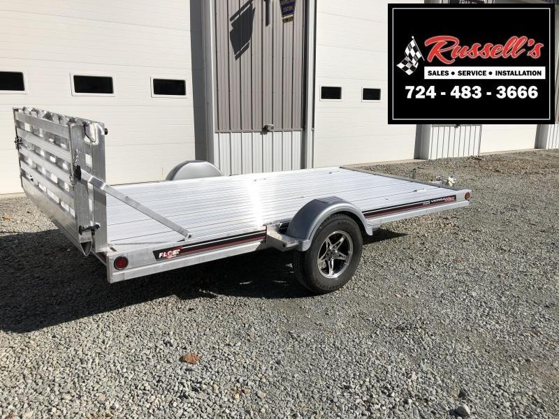SIDE KIT WITH RAMPS 2022 Floe Versa-Max UT 12.5-79 Aluminum Utility Trailer