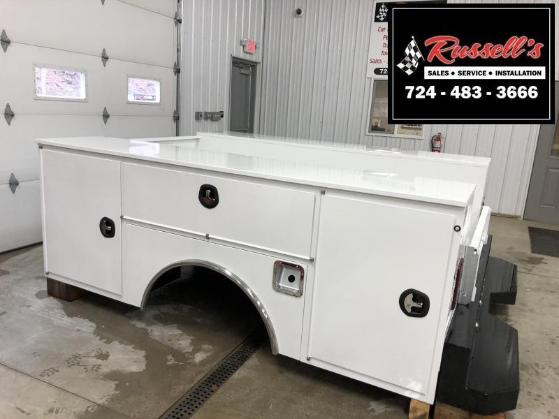 SCRATCH AND DENT SALE!  2021 Dakota Truck Bodies Gen 2 Service Body 56'' DRW Truck Bodies