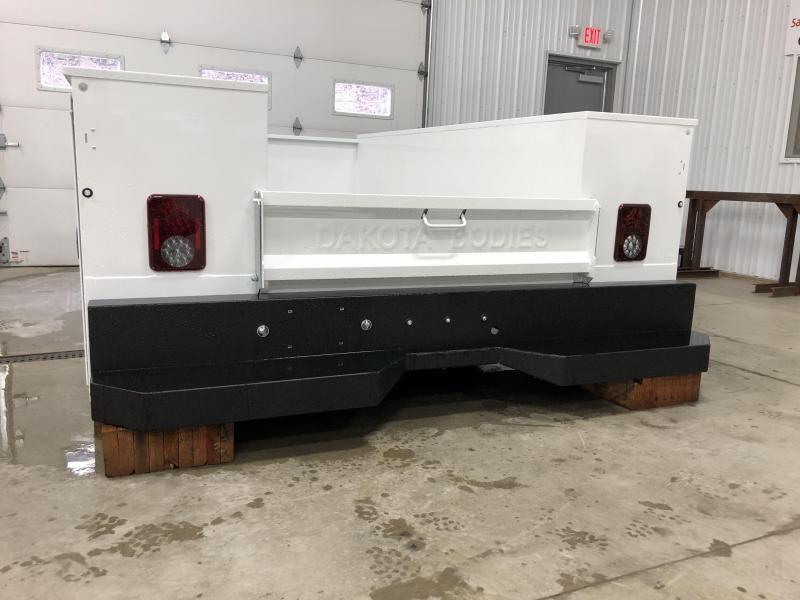 2021 Dakota Truck Bodies Gen 2 Service Body 60'' DRW