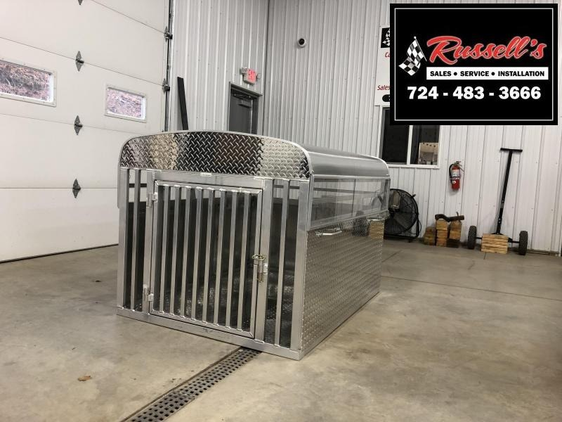 2020 US Cargo Stock Box 6' Truck Boxes (Livestock and Dog)