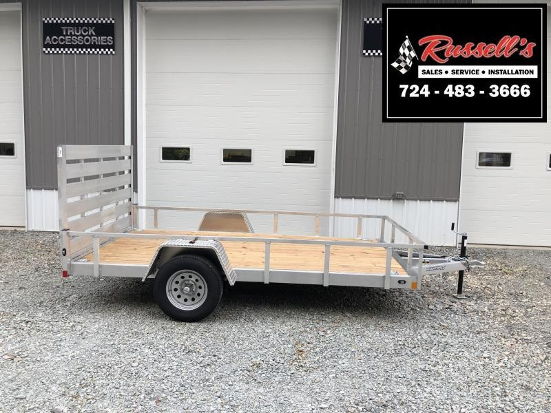 2021 Stealth Trailers 6.5x14 Phantom II Utility Trailer