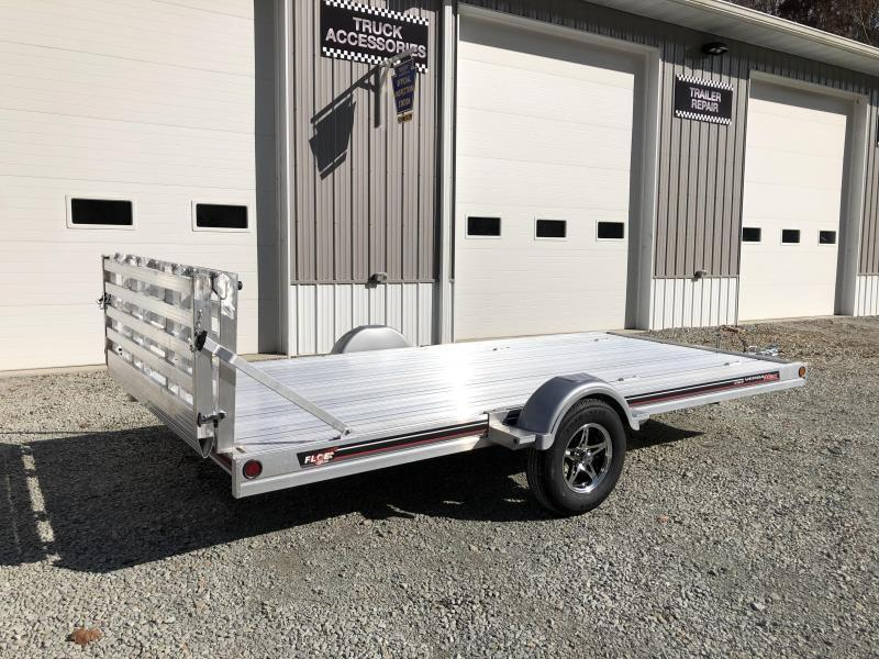 2022 Floe Versa-Max UT 14.5-79 Aluminum Utility Trailer