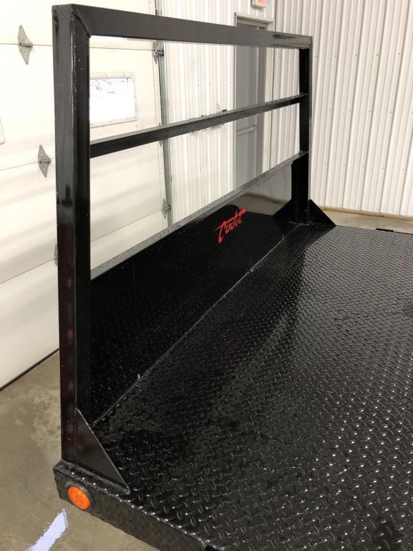 Cadet Truck Bodies Bronco SRW Shortbed