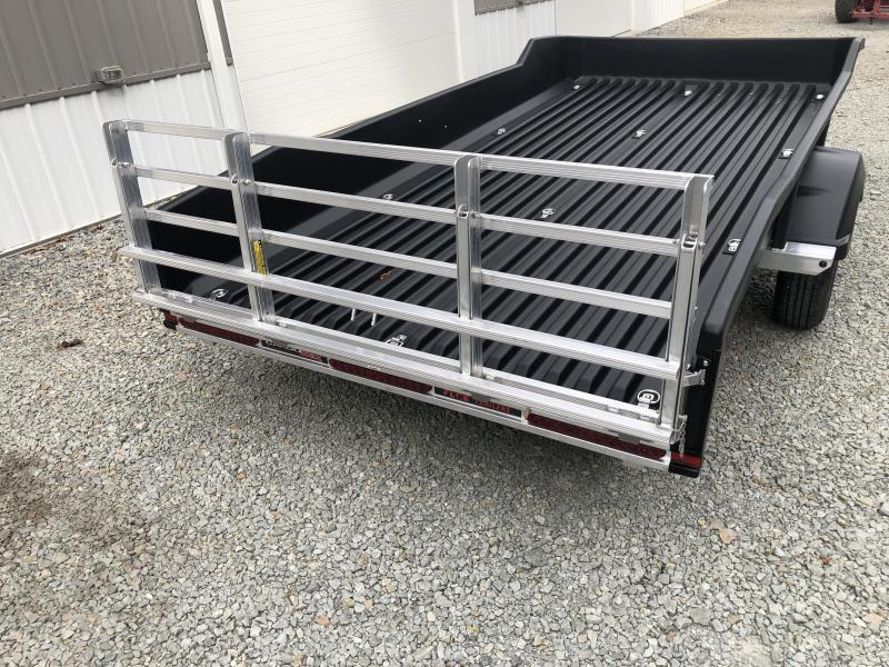 2021 Floe Cargo Max 13-73 Utility Trailer w/Mag Wheels
