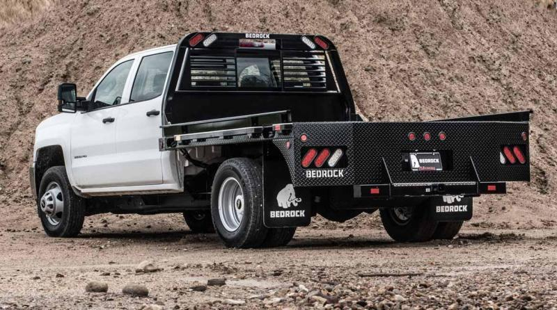 "Bedrock Diamond Series 60"" Cab Chassis DRW"