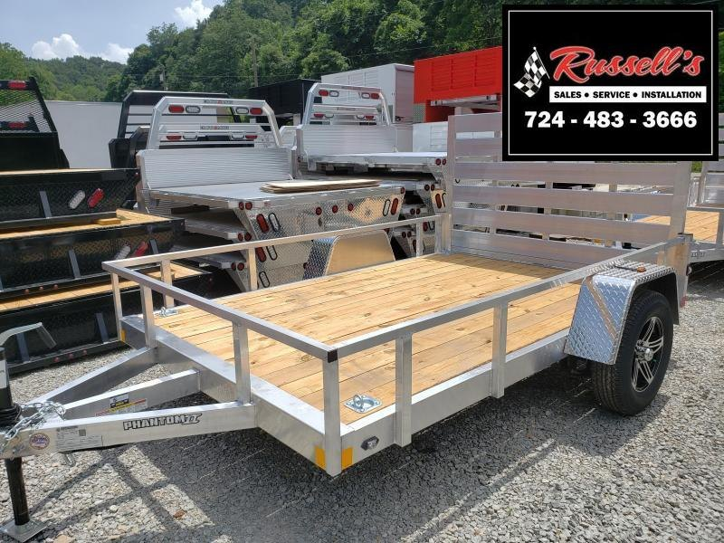 2021 Stealth Trailers 6.5x10 Phantom II Utility Trailer