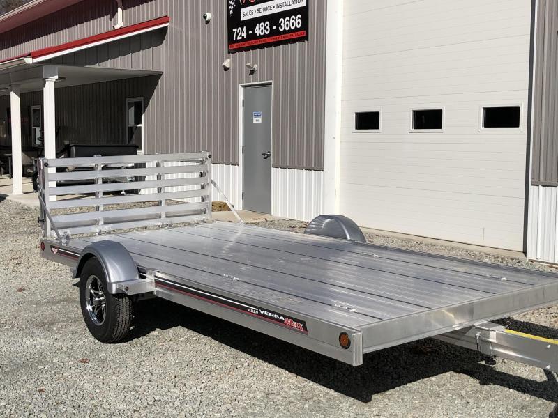 SIDE KIT WITH RAMPS 2022 Floe Versa-Max UT 14.5-79 Aluminum Utility Trailer