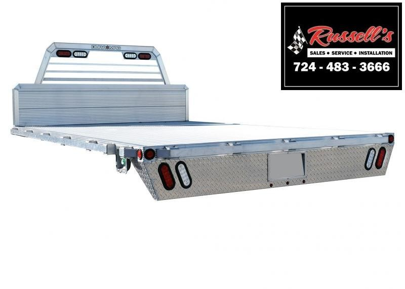 2021 DuraMag Deluxe Flatbed Truck Bed