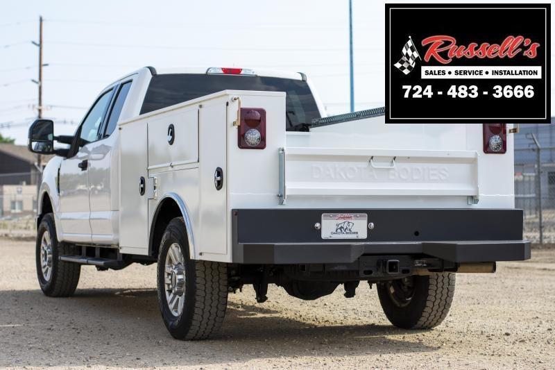 2021 Dakota Truck Bodies Gen 2 Service Body FORD Short Box