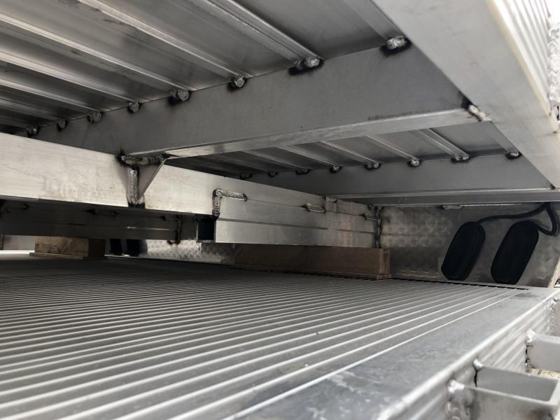 """DuraMag Aluminum 81"""" x 84"""" Truck Bed -Deluxe"""