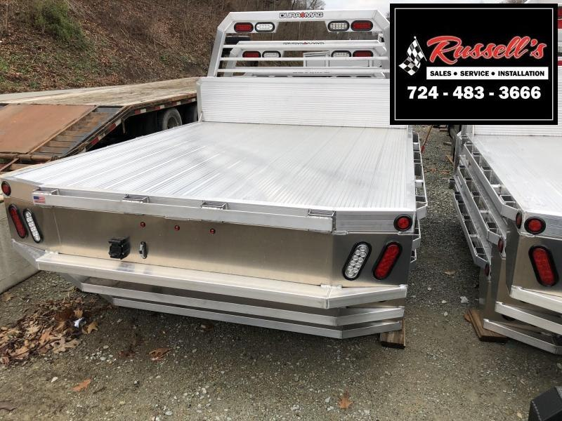 """DuraMag Aluminum 81"""" x 102"""" Chevy Deluxe Longbed Flatbed"""