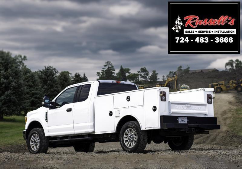 SCRATCH AND DENT SALE! 2021 Dakota Truck Bodies Gen 2 Service Body Short Bed GM