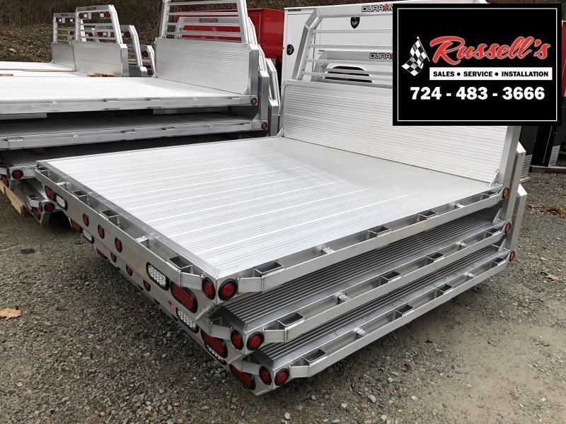 "DuraMag Aluminum 81"" x 84"" Chevy Standard Flatbed"