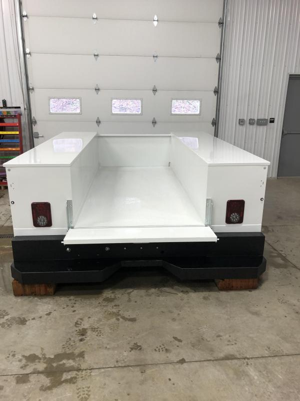 2021 Dakota Truck Bodies Gen 2 Service Body 56'' DRW Truck Bodies