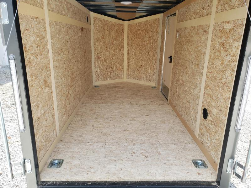 2022 Discovery Trailers 5x10 Rover ET Ramp Door Enclosed Cargo Trailer