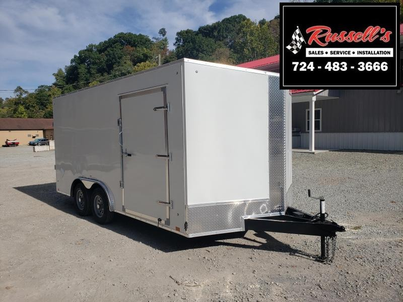 2022 Discovery Trailers 8.5x16 Challenger ET Enclosed Cargo Trailer