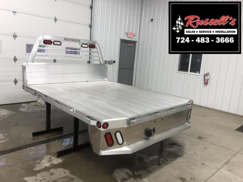 "DuraMag Aluminum 81"" x 102"" Ford 17-C Deluxe Longbed Flatbed"