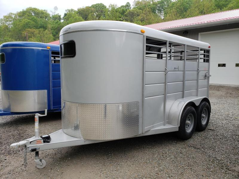 2021 Calico Trailers 14 X 6 X 66'' Livestock Trailer