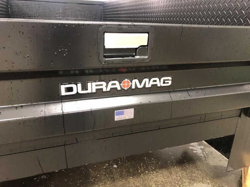 DuraMag S-Series Aluminum Service Body SRW Matte Black