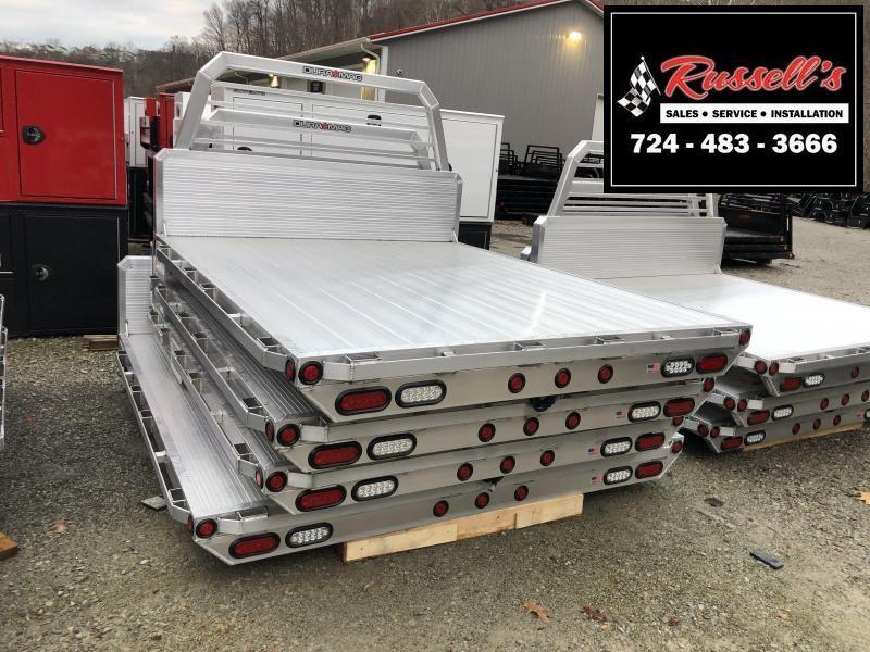 """DuraMag Aluminum 81"""" x 102"""" Dodge Ram 03-C Standard Longbed Flatbed"""
