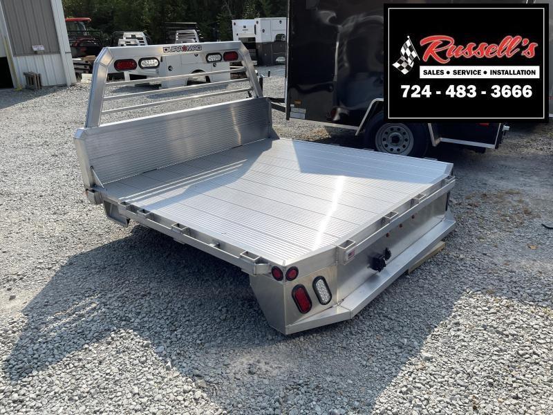 "DuraMag Aluminum 81"" x 84"" Dodge Shortbed Deluxe Flatbed"