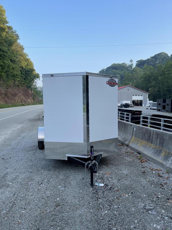 2022 Cargo Mate 6x12 E Series Enclosed Cargo Trailer, Barn Doors