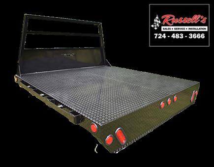 2021 Cadet Truck Bodies 60'' CA DRW W9.5-96 Truck Bed