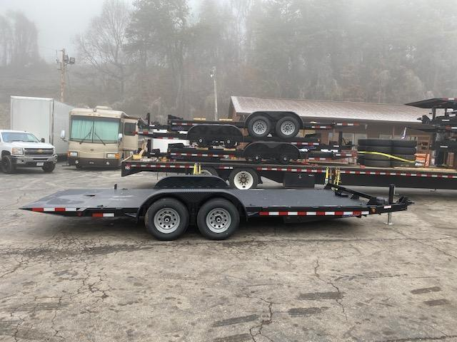 2021 Hawke Trailers 20' Equipment Trailer