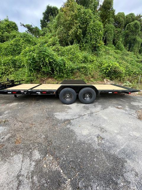 2021 Load Trail 83'' x 20' Tilt-N-Go Tandem Axle Equipment Trailer
