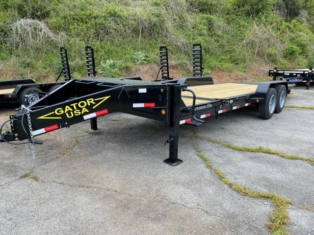 2021 Gatormade Trailers 4+16 Ardvark Equipment Trailer